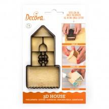 Cortador casa 3D