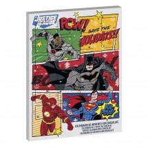 Calendario de adviento Justice League