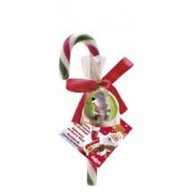 Bastón de caramelo Santa