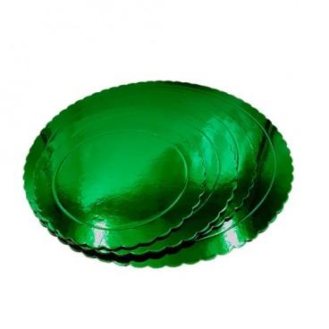 Base verde 3mm 25cm