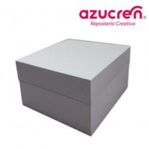 Caja blanca Azucren 25x25x15