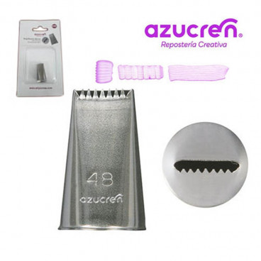 Boquilla 48 cesta Azucren