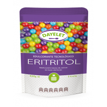 Eritritol 400gr Dayelet