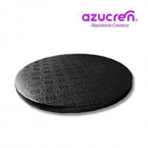 Base 1 cm. 25cm. Negra Azucren