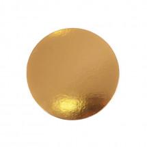 Base oro/plata 20 cm.