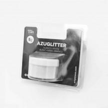 Purpurina Azuglitter blanco