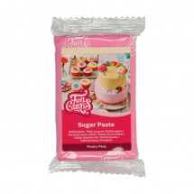 Funcakes fondant rosa pretty 250 gr.