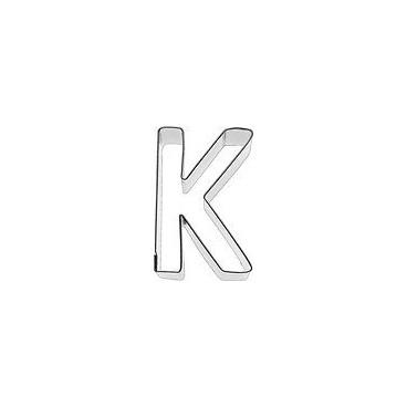 Cortador letra K