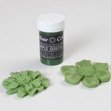 Sugarflair. Colorante en pasta Verde Manzana Pastel