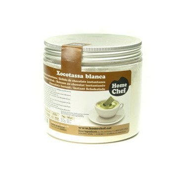 Chocotaza blanca Home Chef 250gr