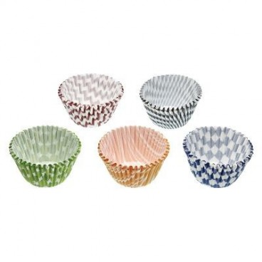 Set 160 cápsulas para muffins Pattern