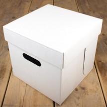 Caja tarta 25,5x25,5x25 cm