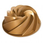 Heritage Bundt Pan gold