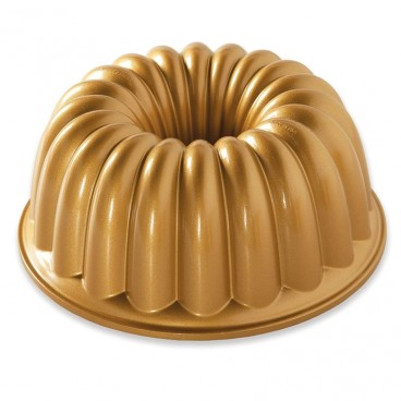 Elegant Party Bundt Pan Gold