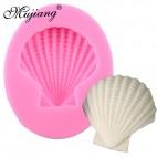 Molde de silicona concha de mar