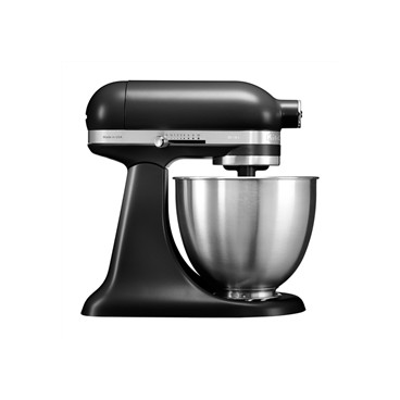 Kitchen Aid Mini Negro mate