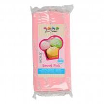 Funcakes Fondant Rosa 1 Kg