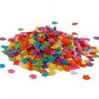 Confetti estrellas Dekora