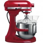 KITCHEN AID HEAVY DUTY 4,7L ROJO