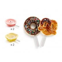 Kit helado Donut & Pretzel