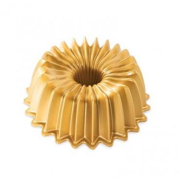 Brillance bundt pan Gold 6 cup