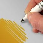 Cak craft pen Dark Gold