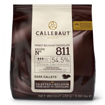 Callets Chocolate negro 54,5%