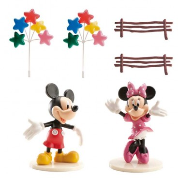 Kit Mickey y Minnie